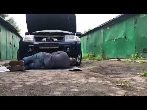 Расположение предохранителя задних габаритов у Suzuki Джимми