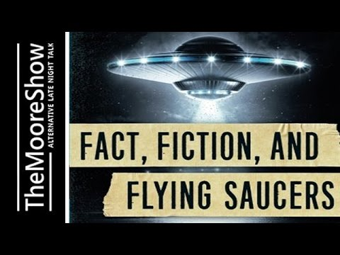 Fact, Fiction, and Flying Saucers, The Truth Behind the Misinformation with Stanton Friedman