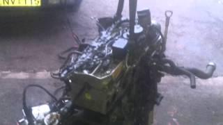 MB OM 646 starting