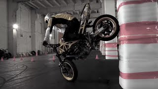 getlinkyoutube.com-Sick Stunt Skill by Aras