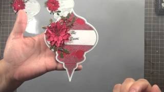 getlinkyoutube.com-ButterBeeScraps DT Project - Christmas Gift Tags