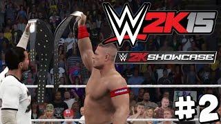 getlinkyoutube.com-WWE 2K15 SHOWCASE HUSTLE LOYALTY DISRESPECT #2