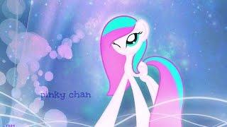 YouTuber Speedpaint! 9# pinky chan