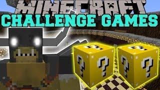 getlinkyoutube.com-Minecraft: GENERAL GRAARDOR CHALLENGE GAMES - Lucky Block Mod - Modded Mini-Game