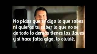 getlinkyoutube.com-Ricardo Arjona - hay amores letra
