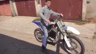 getlinkyoutube.com-Электрический мотоцикл 11квт