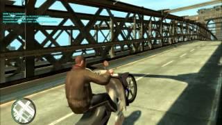 Empinando Biz no GTA IV