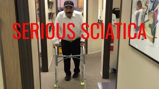 getlinkyoutube.com-Ridiculous SCIATICA relieved in ONE VISIT by Orange County Chiropractor