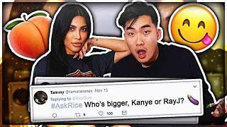 DIRTY Q&A WITH KIM KARDASHIAN !!!