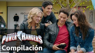Power Rangers en Español | Megaforce Mega-amigos!