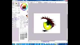 getlinkyoutube.com-Урок #1 Как рисовать глаз (для новичков)