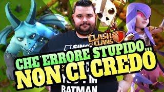 getlinkyoutube.com-Clash of Clans: Che Errore Stupido...Sono un Pirlone.