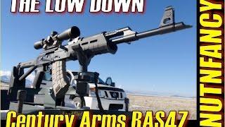 getlinkyoutube.com-Century Arms RAS47:  AK Rifle Excellence or Crap?