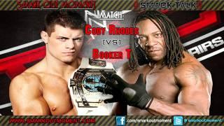 ST 8 (9) - TLC 2011 -- Booker T vs Cody Rhodes