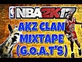 NBA 2K17 AKZ CLAN MIXTAPE #2 MOST ANKLES YOU WILL EVERY SEE TAKEN A MUST WATCH