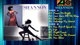 getlinkyoutube.com-SHANNON - LOVE GOES ALL THE WAY (FULL ALBUM) 1986