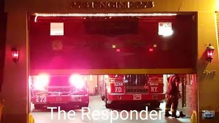 getlinkyoutube.com-[FDNY] HEADING TO A (*HUGE*) 5 ALARM FIRE, COLLEGE POINT
