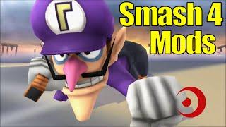 getlinkyoutube.com-10 FUNNY and AWESOME Mods For Super Smash Bros Wii U