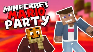 EINE EXPLOSIVE MISCHUNG!  ✪ Minecraft MARIO PARTY mit Dner