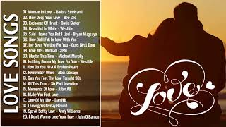 Most Beautiful Love Songs Of The 70s 80s 90s Collection - Best Romantic Love Songs Ever width=