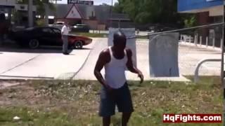 getlinkyoutube.com-Street fight - bloody fight