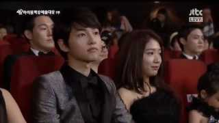 getlinkyoutube.com-ParkShinHye at 49th Baek Sang Arts Awards