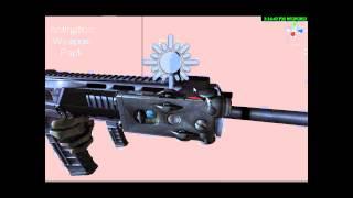 getlinkyoutube.com-Weapon Animation Pack For Unity3d