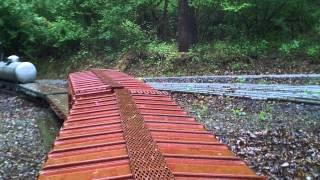 getlinkyoutube.com-7.5 inch gauge train ride