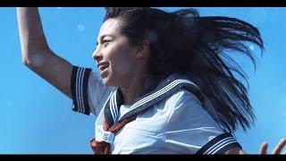 getlinkyoutube.com-中条あやみ、セーラー服姿で街中を疾走! 「ポカリスエット」新CMキャラに CM「Jump」編60秒バージョン&メーキング映像