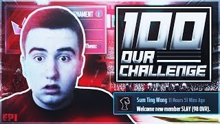 100 OVERALL CHALLENGE! BUILD A TEAM FROM NOTHING TO 100 OVR! Brand NEW GAME MODE! MM17