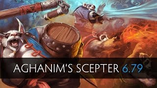 getlinkyoutube.com-Dota 2 Aghanim's Scepter - Patch 6.79 Changes