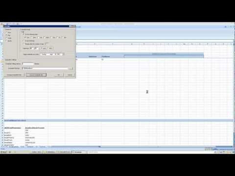 How to Schedule Automatic Distribution of Excel Reports With BizNet Broadcast