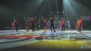 getlinkyoutube.com-Shall We Dance on Ice: Conga Finale