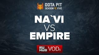 getlinkyoutube.com-Natus Vincere vs Team Empire, Dota Pit Season 5 CIS Qual, game 3