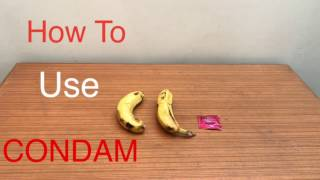 How to use CONDAM