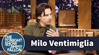 getlinkyoutube.com-Milo Ventimiglia Is Not Team Jess but Is Team Jack Pearson