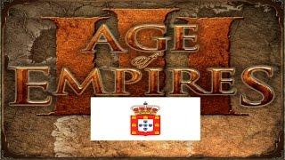 getlinkyoutube.com-Age of Empires III | Império Português vs Império Espanhol