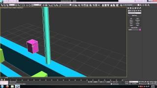 getlinkyoutube.com-#2 | 3ds max tutorial | Race track | Modeling