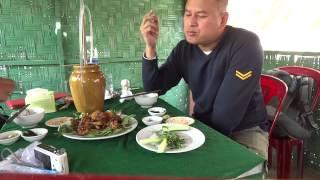 getlinkyoutube.com-ไก่ทอดน้ำปลาเวียดนาม Gia lai local food