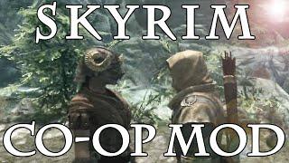 getlinkyoutube.com-Multiplayer Skyrim?! - Skyrim Co-op Mod Tamriel Online