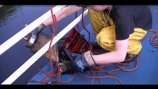 getlinkyoutube.com-Magnet fishing 29 (magneetvissen) Rotterdam Found safe1/2