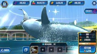 getlinkyoutube.com-Jurassic World: Das Spiel #33 MEGALODON- EVENT!! [60FPS/HD]   Marcel