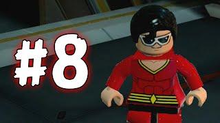 LEGO BATMAN 3 - BEYOND GOTHAM - PART 8 - THE LANTERN MENACE! (HD)