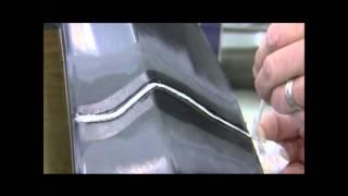 7 標準熔接ロッド+ヒートガン使用修理方法 (株)ヨコヤマ