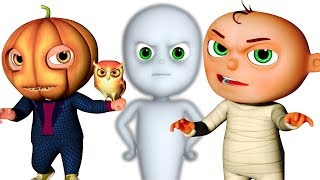 Zool Babies Halloween Episode (SINGLE) | Videogyan Kids Shows | Cartoon Animation For Children
