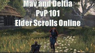 getlinkyoutube.com-Elder Scrolls Online Learning PvP Basics with The Mav Show
