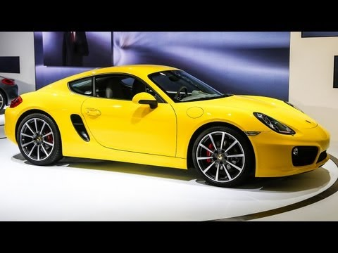 2012 LA Auto Show & the World Premiere of the Porsche Cayman! - Wide Open Throttle Episode 45