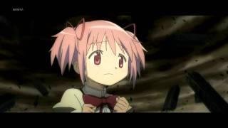 getlinkyoutube.com-Madoka Magica - Episode 1 PREVIEW (English)