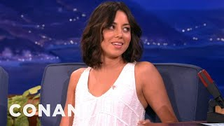 getlinkyoutube.com-Aubrey Plaza's Masturbation Scene Was, Um, Awkward
