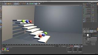 Soft Body Dynamic Simulation in Cinema 4D Tutorial